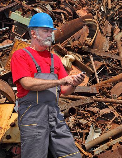 scrap metal recycling expert