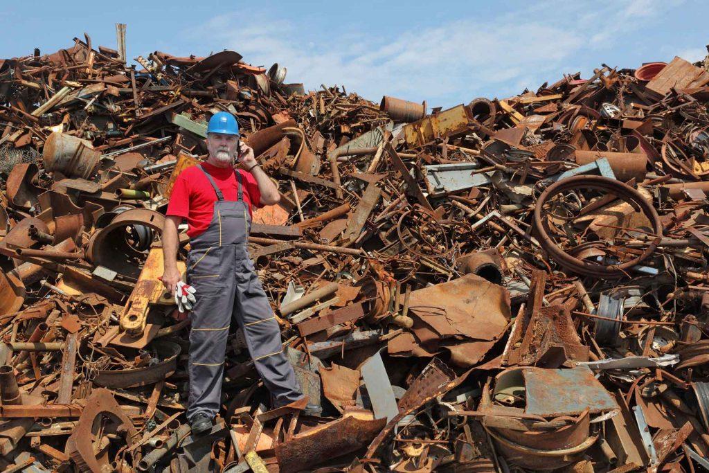 scrap metal recycling expert
