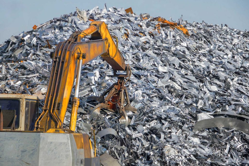 domestic scrap metal recycling